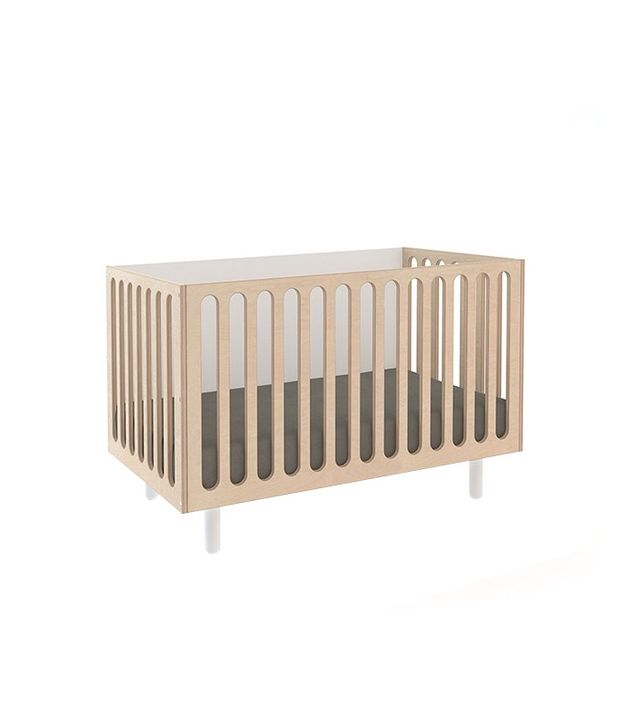 Oeuf Fawn 2-in-1 Crib Systlem