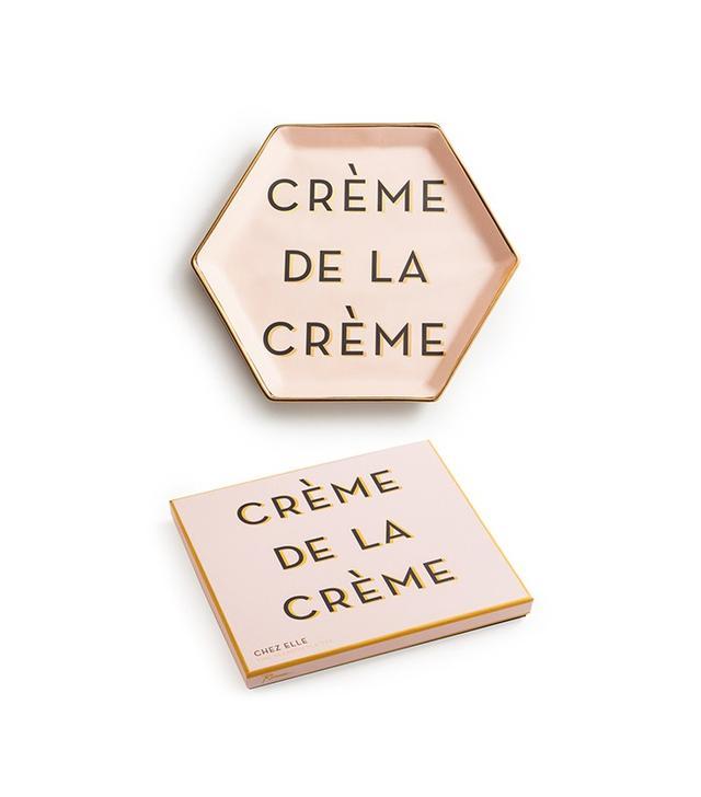 Rosanna Inc. Chez Elle Tray Crème De La Crème