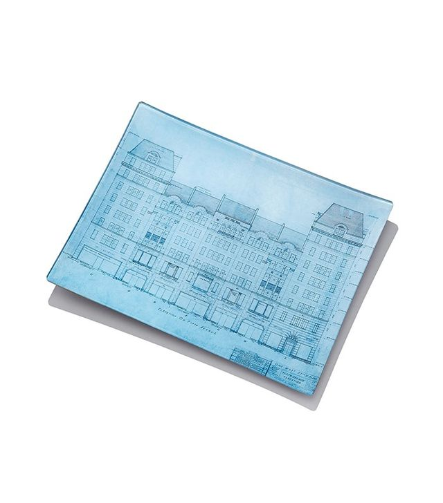 John Derian Bergdorf Goodman Blueprint Tray