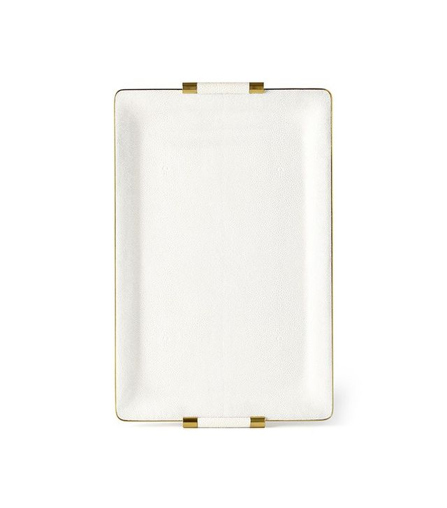 Aerin Medium Shagreen Desk Tray