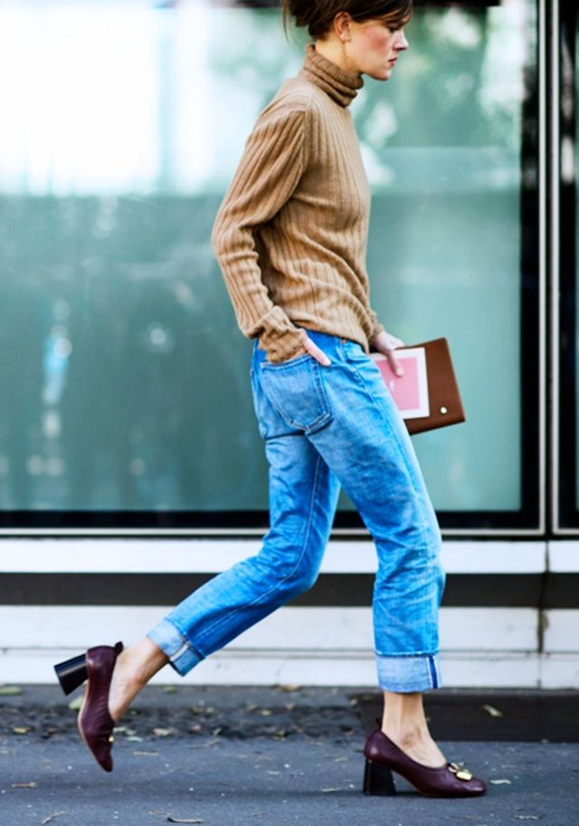 Finding the perfect pair of jeans is the Holy Grail of fashion! It's well worth expanding your search to the high-endmarket because denim threads last and last. This season, the up-turned...