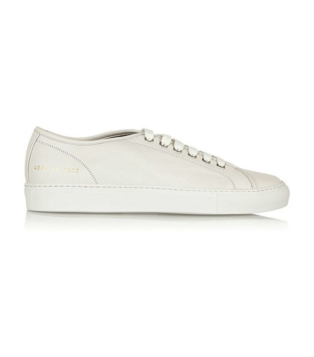 Common Projects Leather Trainers