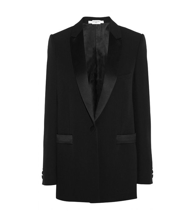 Givenchy Tuxedo Blazer