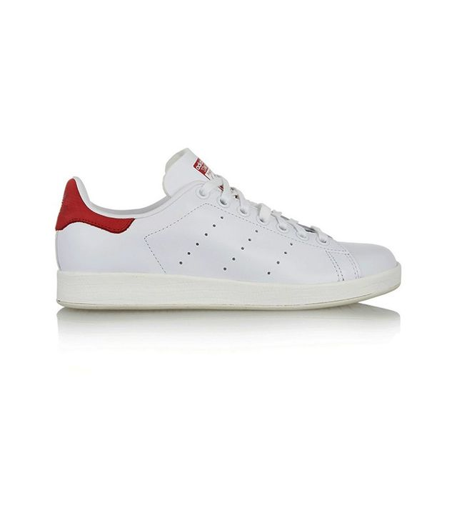 Adidas Stan Smith Luxe Leather Trainers