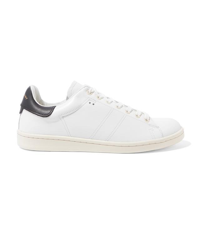 best white sneakers -  Isabel Marant Étoile Bart Sneakers