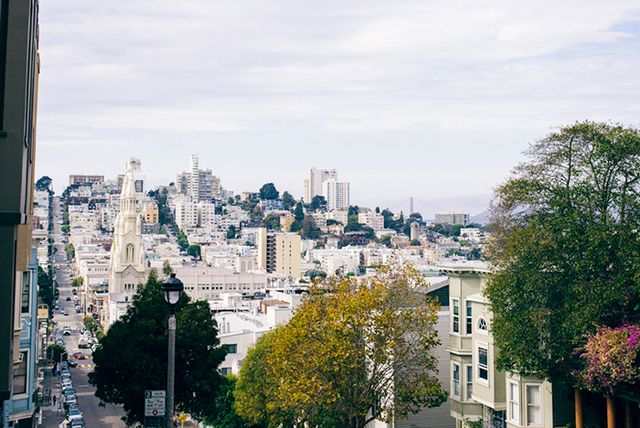 """Pacific Heights is a luxurious neighborhood that's filled with unique Victorian homes and it's also famous for the most amazing panoramic views of the city and the bay,""..."