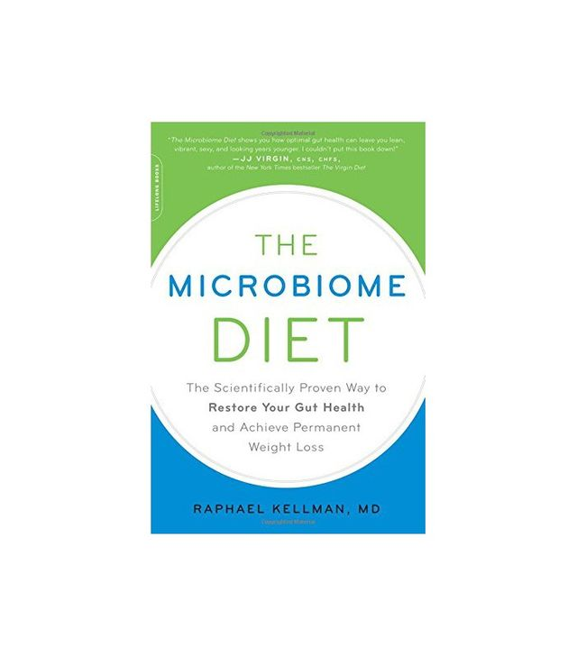 Raphael Kellman The Microbiome Diet