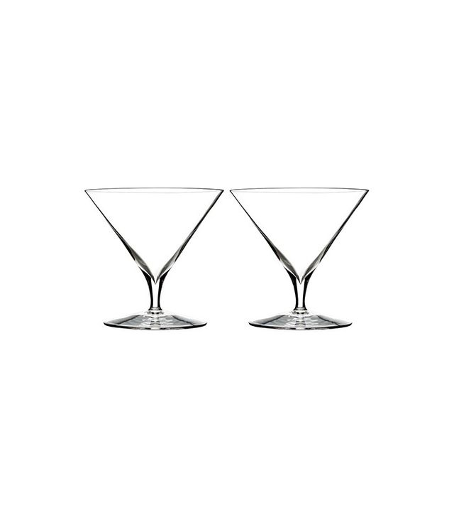 Waterford Elegance Martini Glasses