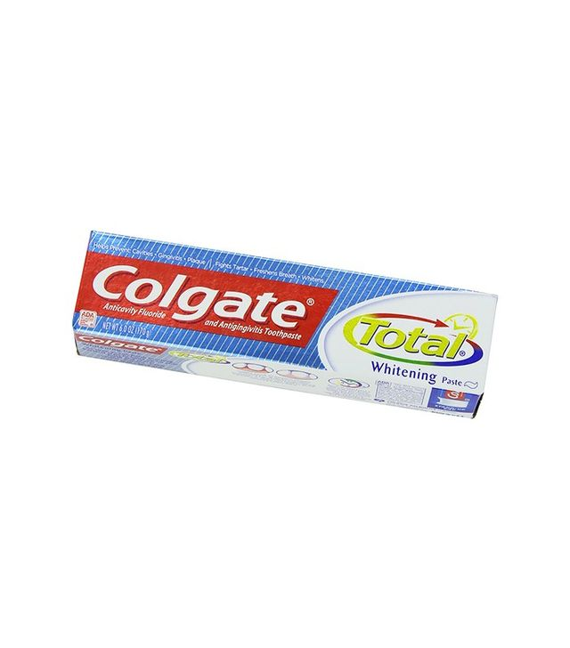 Colgate Total Anticavity Fluoride and Antigingivitis Toothpaste, Whitening