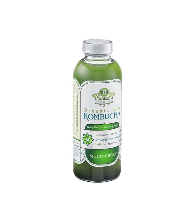 GTs Enlightened Organic Raw Kombucha Multi Green 12 bottles