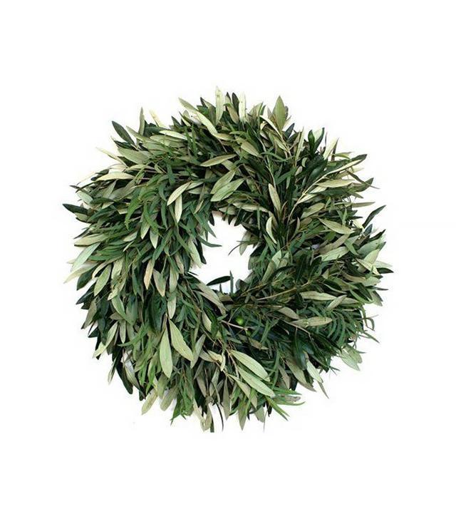 Williams-Sonoma Bay Leaf Wreath