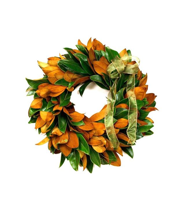 "One Kings Lane 22"" Magnolia Wreath"