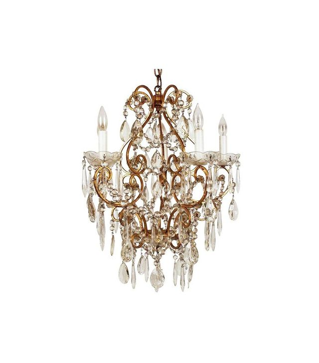Chairish 1960s Italian Chandelier