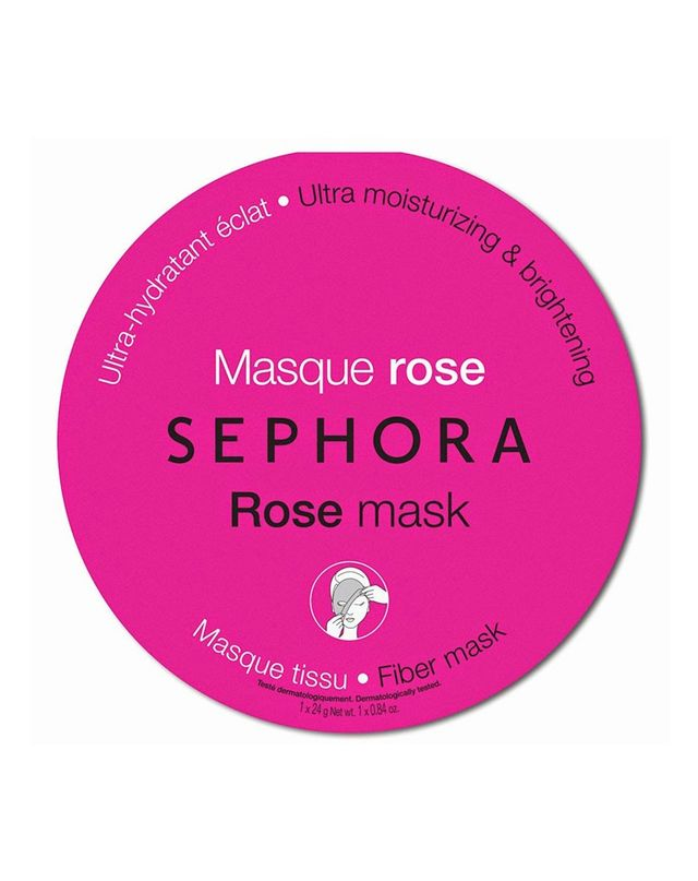 Sephora Collection Rose Fiber Mask