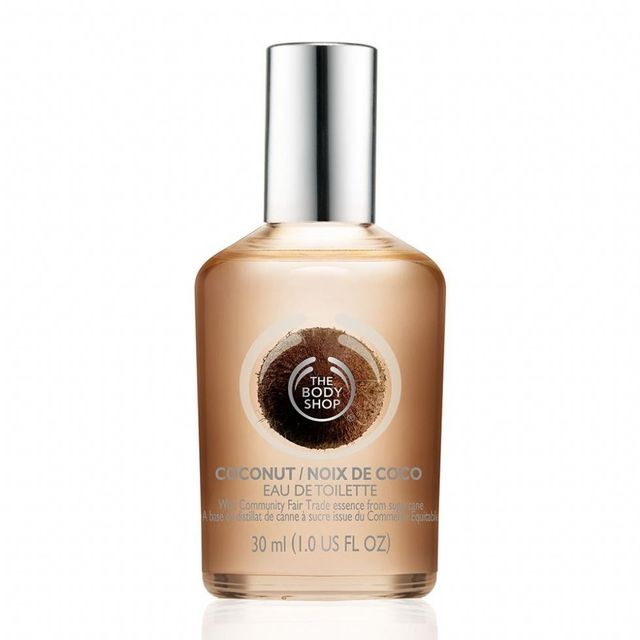 The Body Shop Coconut Eau De Toilette