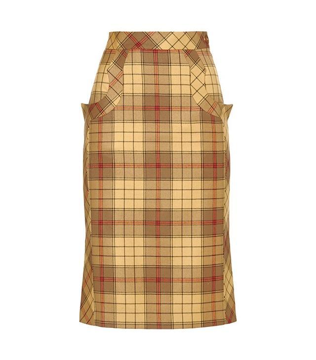 Vivienne Westwood Gold Label Freddy Wool Skirt