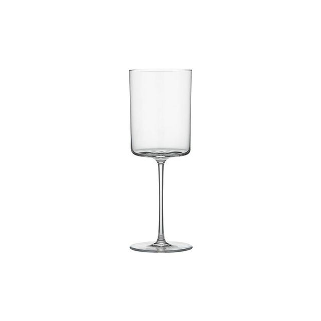 Crate and Barrel Edge Wine Glass