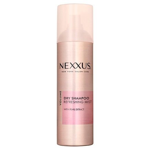 Nexxus Volume Refreshing Mist Dry Shampoo with Pearl Extract