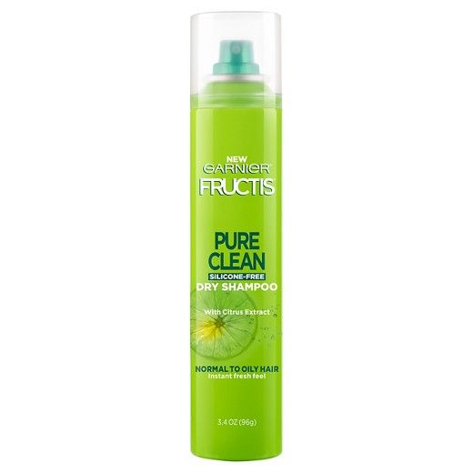 Garnier Fructis Pure Clean Dry Shampoo with Citrus Extract