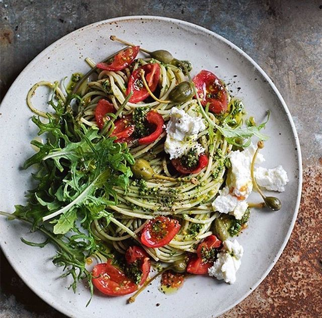 Winter is here, which often means rushing home and rugging up without much thought about dinner. (Toast and two-minute noodles, anyone?) But according to the queen of simple, fresh recipes,...