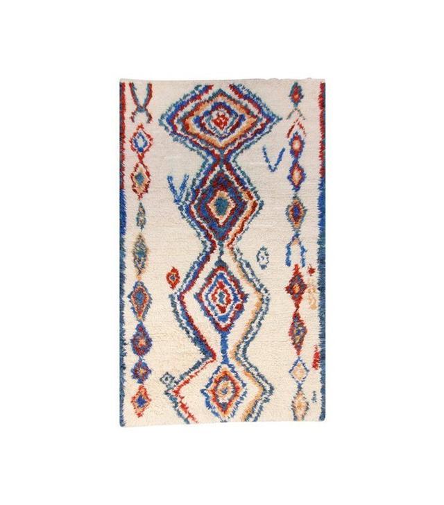 F.J. Kashanian Morrocan Berber Rug