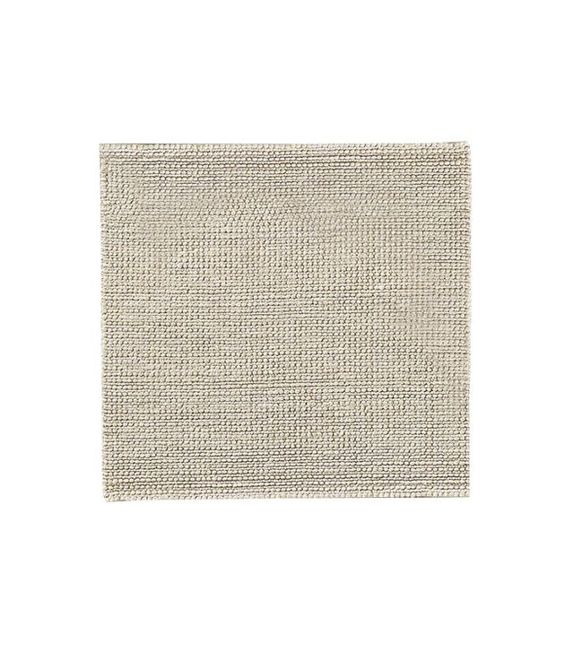Restoration Hardware Knotted Jute Rug Swatch
