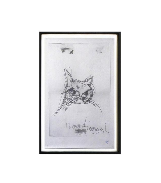 """""""Nora! Bengal Tiger Kitty Kat"""" by Matt Maust"""