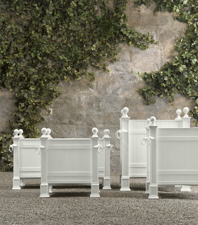 Restoration Hardware Versailles Panel Planter