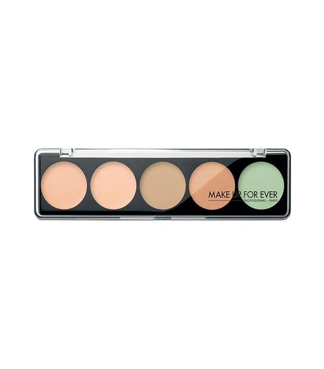 Make Up For Ever Camouflage Cream Palette