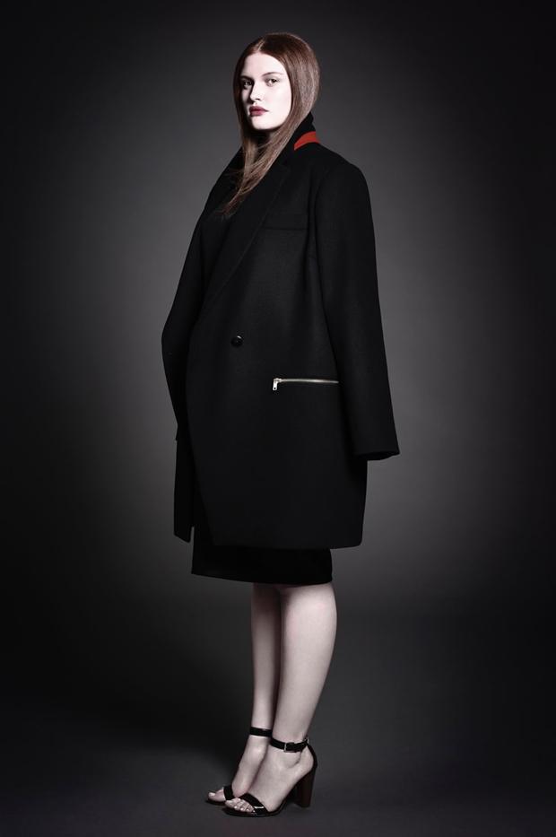 Universal Standard Marlett Oversized Coat