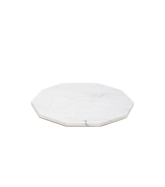 Fort Standard Marble Platter