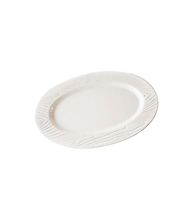 Dot & Bo Ceramic Oval Platter