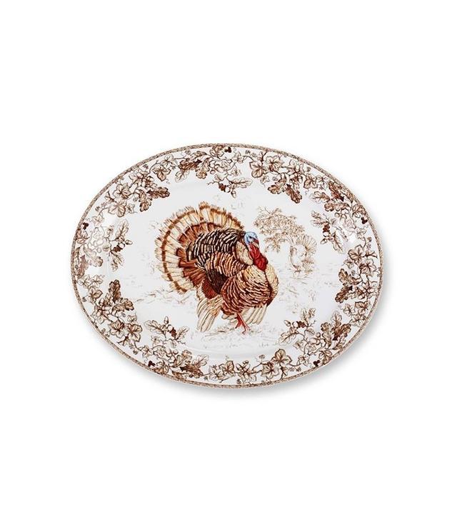Williams-Sonoma Plymouth Turkey Large Platter