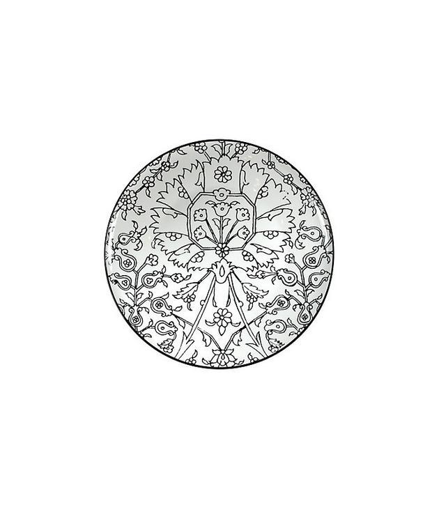 Madeline Weinrib Orientalist Round Serving Platter