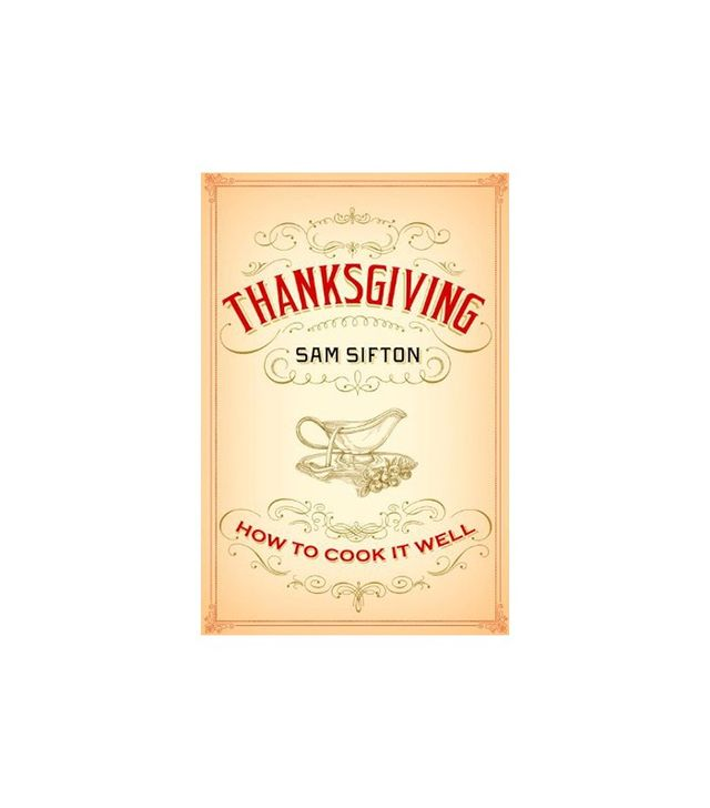 Thanksgiving by Sam Sifton