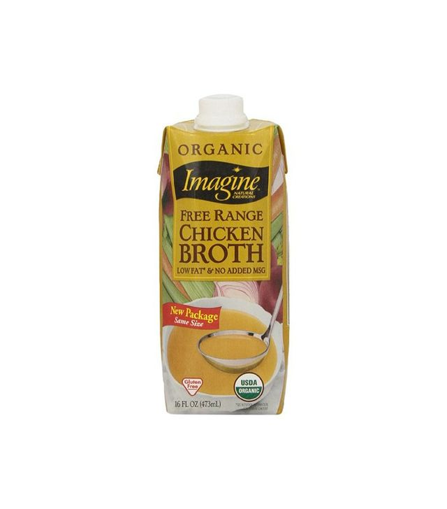 Imagine Organic Free Range Chicken Broth