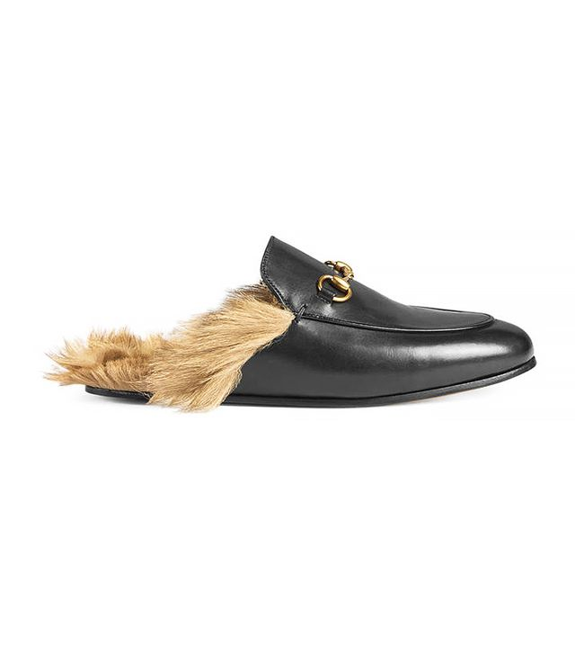 Gucci Princetown Slip-On Loafers