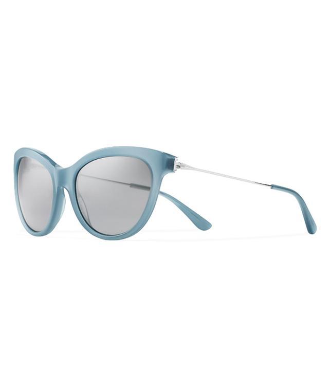 Tory Burch Metal-Temple Cat-Eye Sunglasses