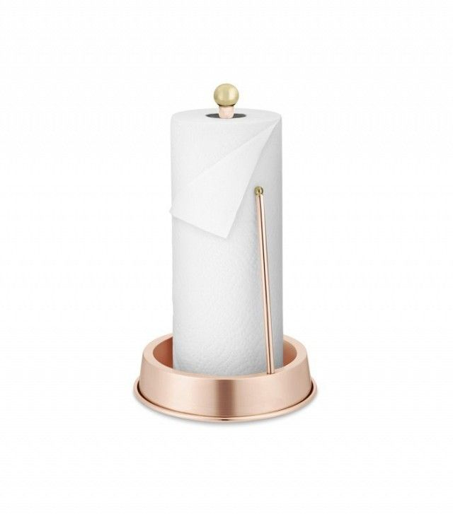 Williams-Sonoma Copper Paper Towel Holder