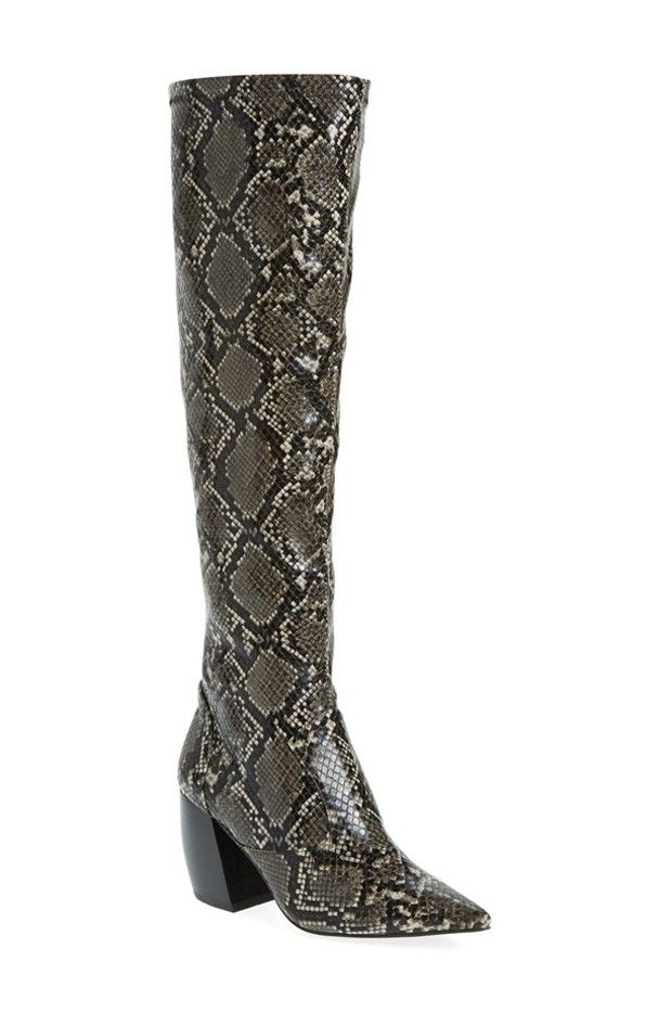 Jeffrey Campbell Dresden Over-the-Knee Boots