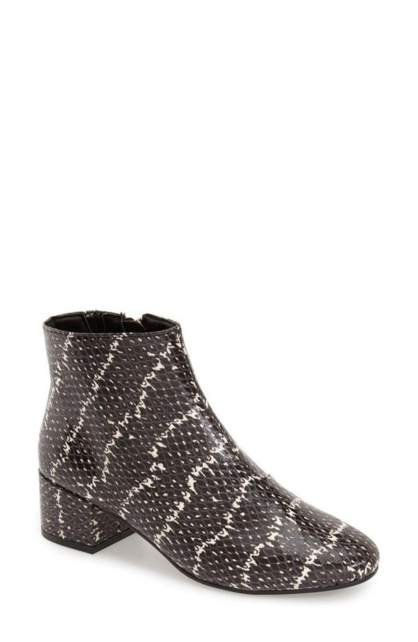 Topshop Betty Boots