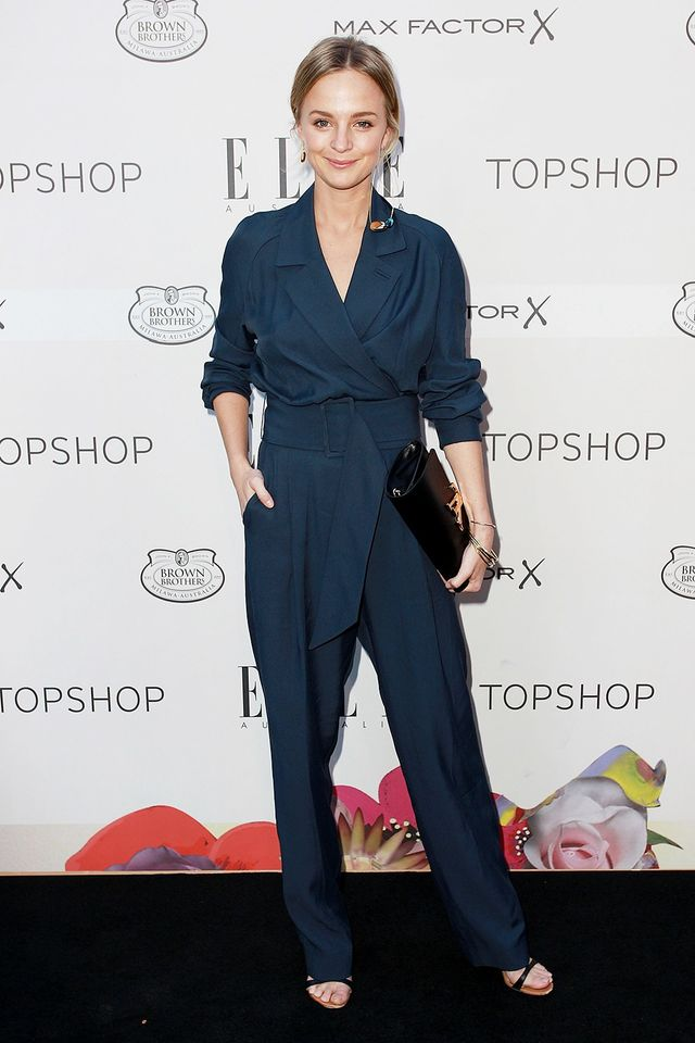 WHO: Nadia Fairfax