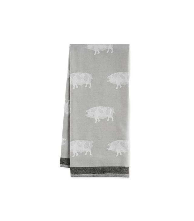 Williams-Sonoma Jacquard Animal Towel