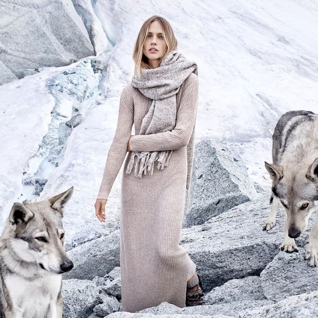 Shop Mango's Stunning Winter 2015 Lookbook