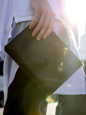 Why Your Initials Are Actually Your Best Accessory