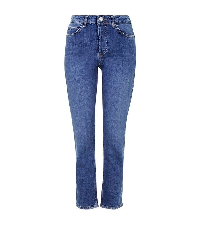 Topshop Moto Girlfriend Jeans