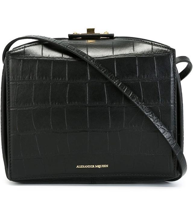 Alexander McQueen The Box Shoulder Bag