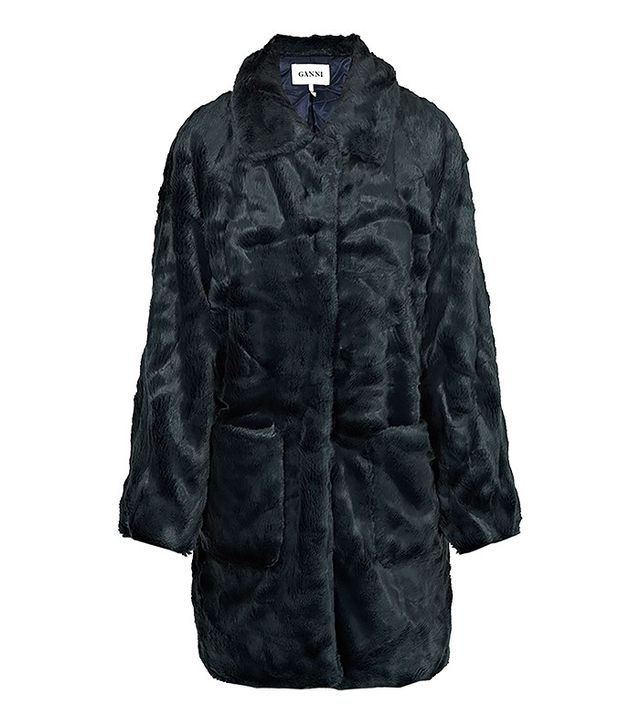 Ganni Liberty Street Coat