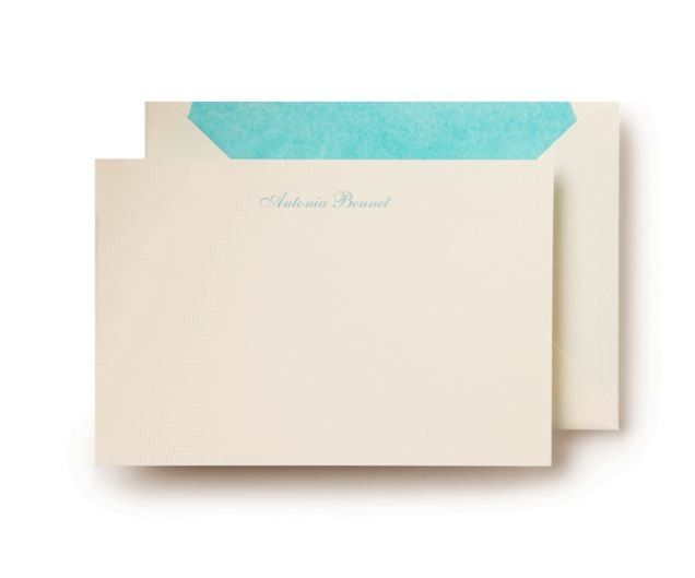 Papier D'Amour Personalised Stationery