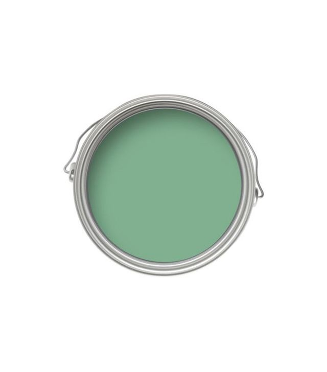 "Farrow and Ball ""Arsenic"" Green Paint"